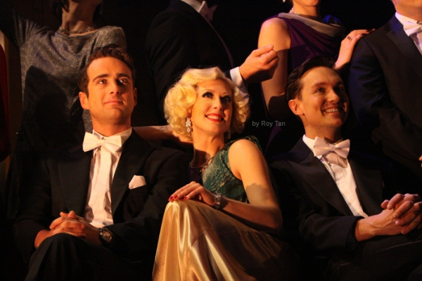 Photo Flash: Faye Tozer, Dylan Turner and More in THE TAILOR-MADE MAN