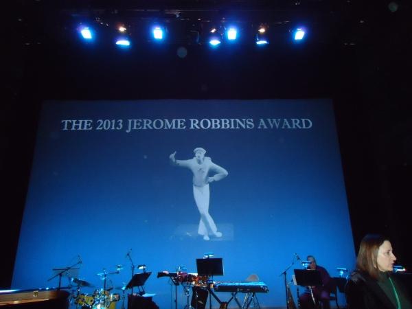 Photo Flash: Chita Rivera, Harold Prince Honored with Jerome Robbins Awards