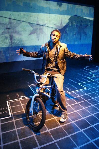 Photo Flash: Collaboraction Presents CRIME SCENE