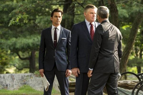 Matt Bomer, Treat Williams, Titus Welliver  Photo