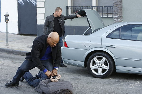 Photo Flash: NCIS: LOS ANGELES' 'Lokhay'