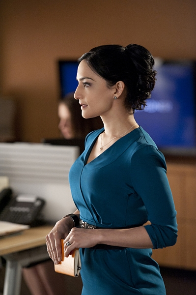 Photo Flash: Audra McDonald Guest Stars on CBS' THE GOOD WIFE