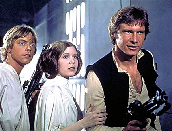 Mark Hamill: The Original STAR WARS Trio is Officially in Talks for EPISODE VII