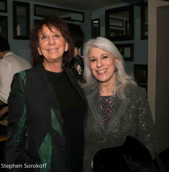 Cathy Chernoff & Jamie deRoy