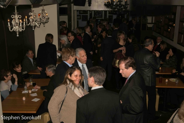 Photo Coverage: Inside ALL IN THE TIMING's Opening Night After Party!