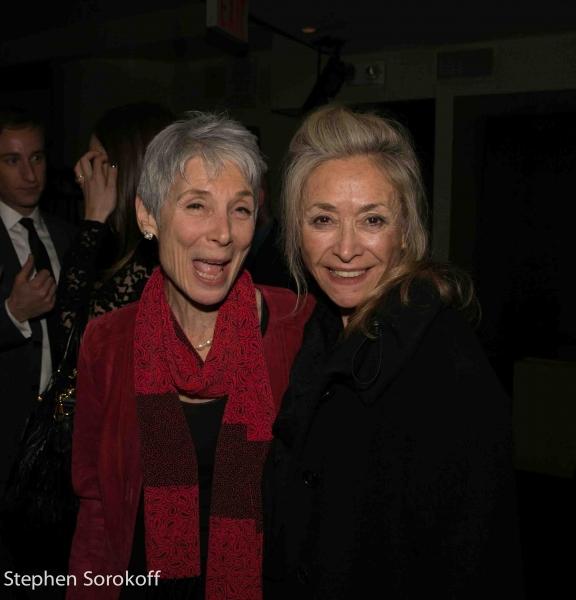 Martha Ives & Eda Sorokoff