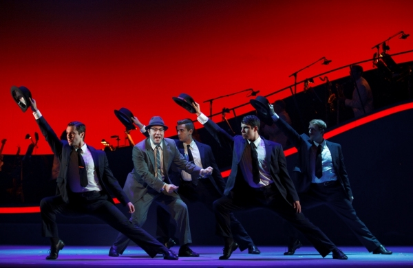 Photo Flash: First Look at CATCH ME IF YOU CAN National Tour, Coming to the Pantages, 3/12