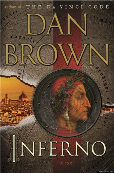 TODAY Show Reveals Cover of Dan Brown's Latest Book 'Inferno'