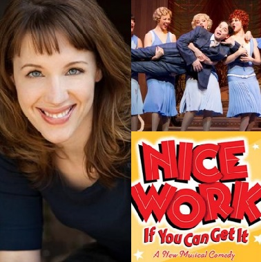 Official: Jessie Mueller Will Star in NICE WORK IF YOU CAN GET IT Beginning 4/2; Matthew Broderick Extends Through 6/15