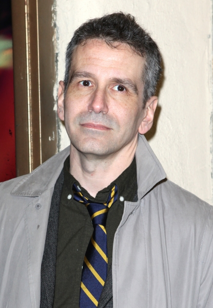 David Cromer  at REALLY REALLY's Opening Night Theatre Arrivals