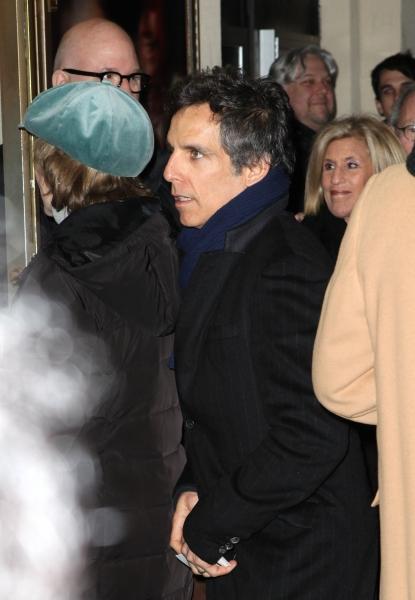 Ben Stiller  at REALLY REALLY's Opening Night Theatre Arrivals