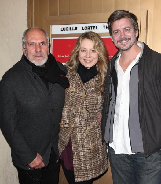 Michael Cristofer, Jennifer Mudge & Chris Henry Coffey