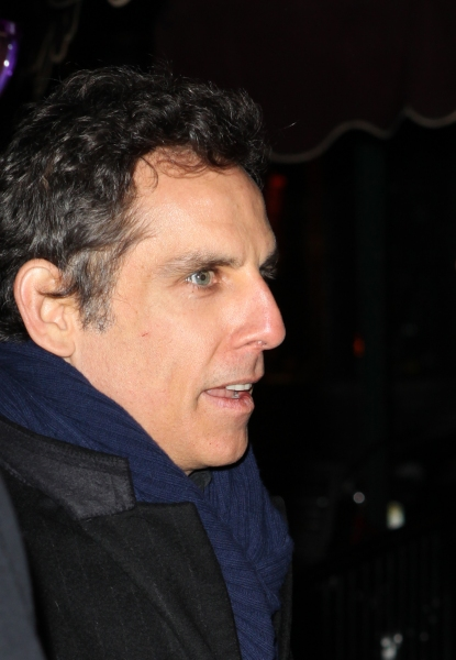 Ben Stiller  at Inside REALLY REALLY's After Party!