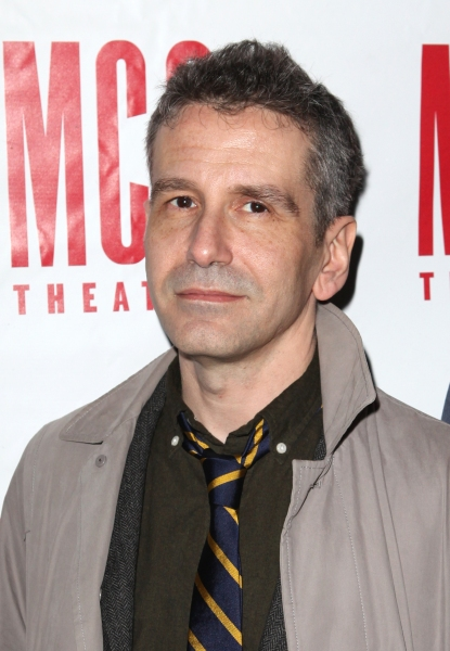 Director David Cromer  at Inside REALLY REALLY's After Party!