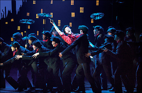 BWW Exclusive: MARY POPPINS Creative Team Shares Broadway Memories- George Stiles, Anthony Drewe, Stephen Mear & Richard Eyre!