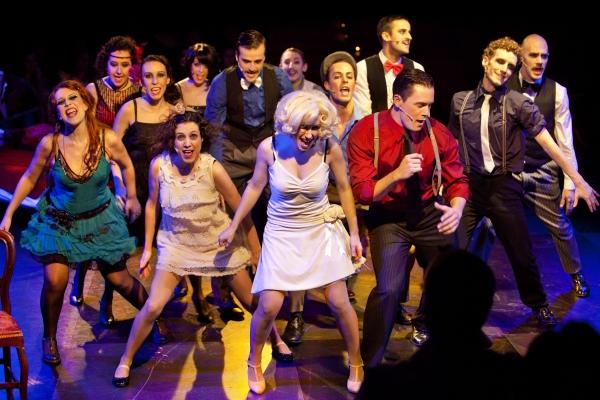 Primeras Imágenes de THE WILD PARTY en el Teatro Gaudí de Barcelona