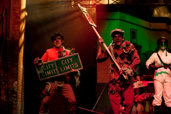 Photo Flash: Southwestern University's LITTLE SHOP OF HORRORS Begins 2/21