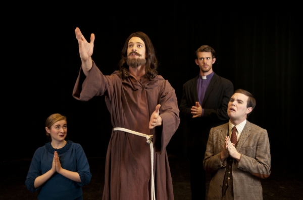 Photo Flash: UC Berkeley Presents Peter Barnes' Dark Comedy THE RULING CLASS, 3/8-17