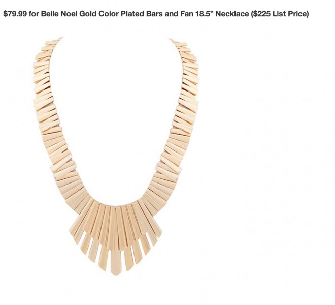 Daily Deal 2/20/13: Belle Noel by Kim Kardashian Jewelry