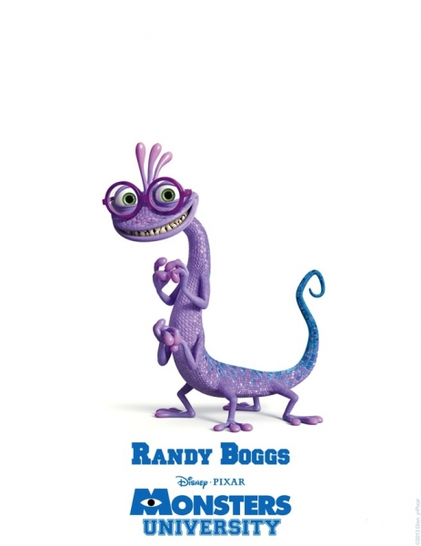 Photo Flash: First Look - All-New Character Posters for Disney/Pixar's MONSTERS UNIVERSITY
