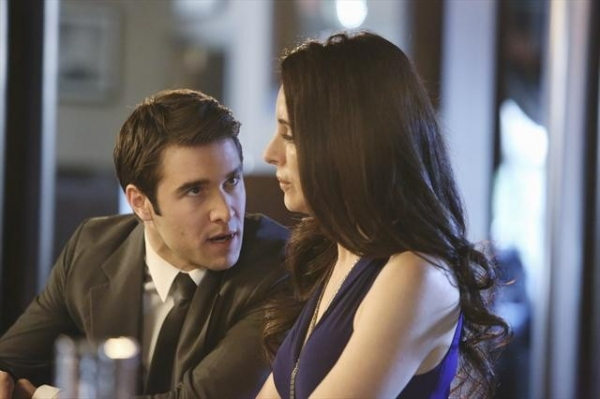 JOSH BOWMAN, MADELEINE STOWE at REVENGE's 'Retribution,' Airing 3/10
