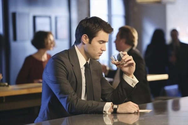 JOSH BOWMAN at REVENGE's 'Retribution,' Airing 3/10