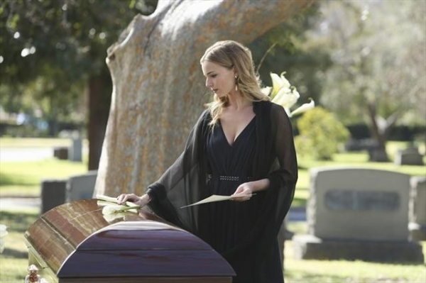 EMILY VANCAMP at REVENGE's 'Retribution,' Airing 3/10