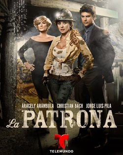 LA PATRONA Hits Series High on Telemundo