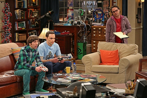 Photo Flash: THE BIG BANG THEORY's 'The Contractual Obligation Implementation'
