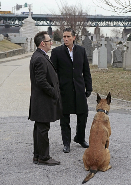 Photo Flash: Tomorrow Night's All New PERSON OF INTEREST