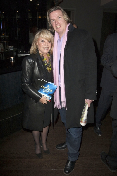 Elaine Paige and Justin Mallinson
