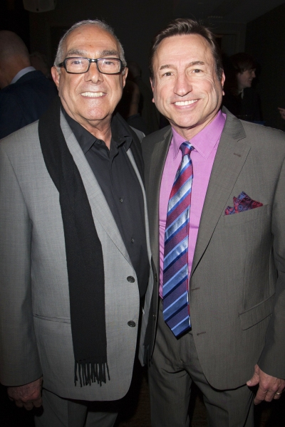 Bob Avian (Director) and Peter Pileski (Associate Director)