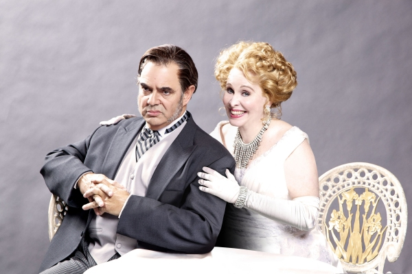 Photo Flash: First Look at Edward Gero and Nancy Opel in Ford's Theatre's HELLO, DOLLY!
