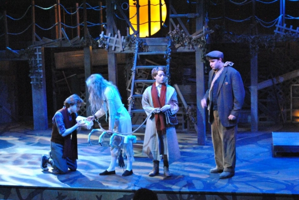 Photo Flash: William Peace University's INTO THE WOODS On Stage Thru 2/23