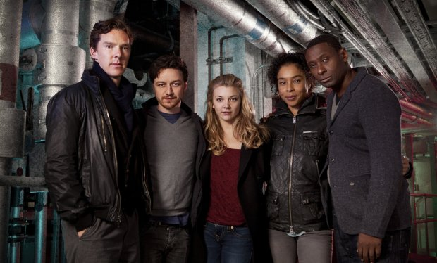 Benedict Cumberbatch & More In Gaiman's NEVERWHERE