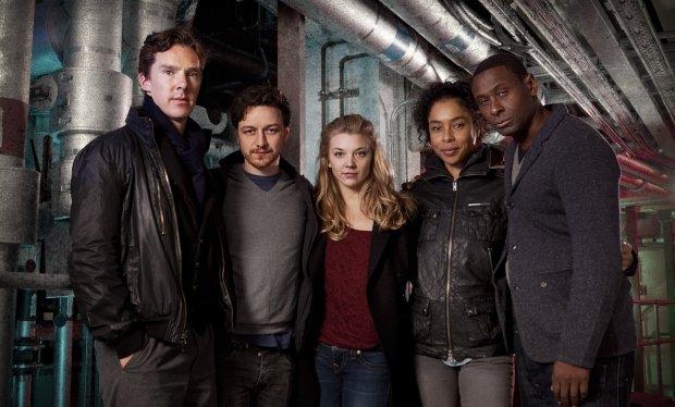 Benedict Cumberbatch & More In Gaiman's NEVERWHERE