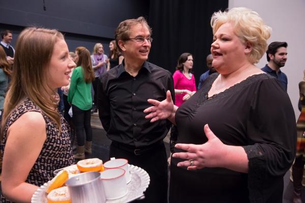 Jessie Mueller, Nathan Gunn and Stephanie Blythe