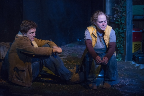 Photo Flash: First Look at Pine Box Theater's 25 SAINTS