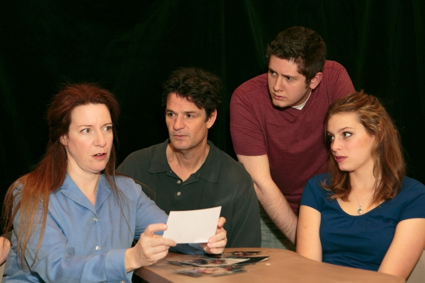 Photo Flash: First Look at Deep Dish Theater's NEXT TO NORMAL