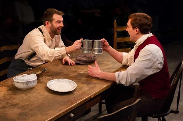Photo Flash: First Look at Walnut Street Theatre's VINCENT IN BRIXTON