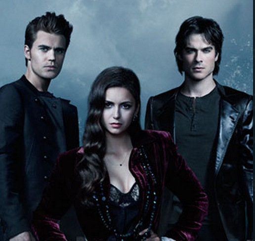 THE VAMPIRE DIARIES is TV's 'Most Social' Program for Week Ending 2/17