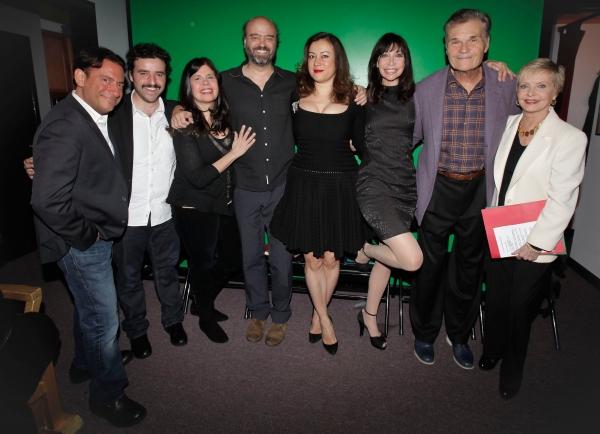 Eugene Pack, David Krumholtz, Dayle Reyfel, Scott Adsit, Jennifer Tilly, Illeana Douglas, Fred Willard and Florence Henderson
