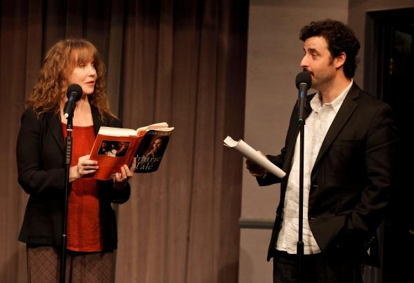 David Krumholtz, Laraine Newman