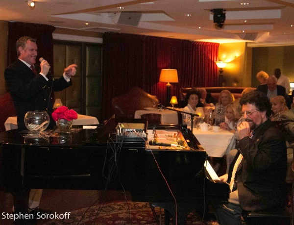 Photo Coverage: Nicolas King Plays Royal Room at Colony Hotel