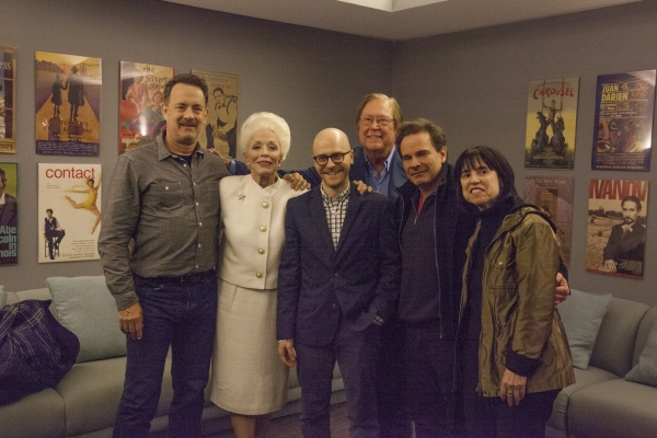 CHRISTOPHER MCDONALD, TOM HANKS, HOLLAND TAYLOR, DEIRDRE LOVEJOY, PETER SCOLARI, STEPHEN TYRONE WILLIAMS