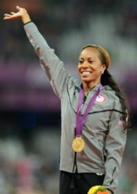 Olympian Sanya Richards-Ross Lands Reality Show on WE tv