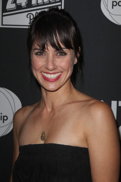 Constance Zimmer Books Recurring Role on THE NEWSROOM