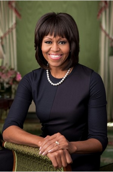Fashion Photo of the Day 2/21/13 - Michelle Obama