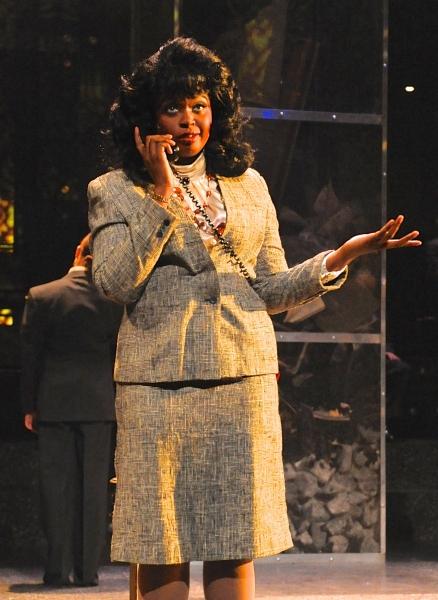 Melessie Clark as Anderson