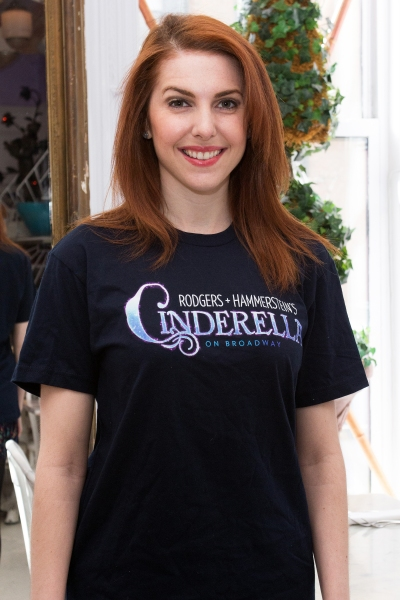 Photo Coverage: Marla Mindelle & Ann Harada Unveil CINDERELLA Glass Slipper Sundae